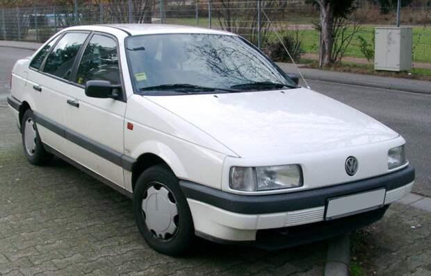 Седаны и универсалы Volkswagen Passat B3 будут ездить по дорогам России еще не один год