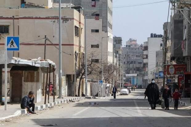 ВВС Израиля нанесли удары по нескольким объектам ХАМАС