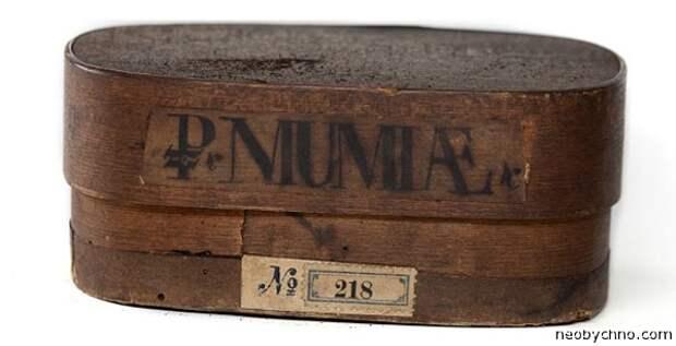 порошок мумии