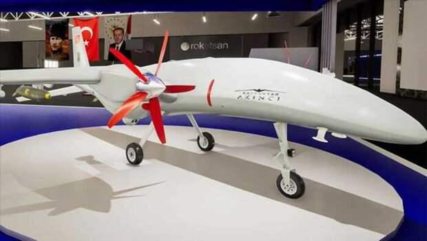Казахстан планирует закупить новейшие турецкие беспилотники Bayraktar TB3