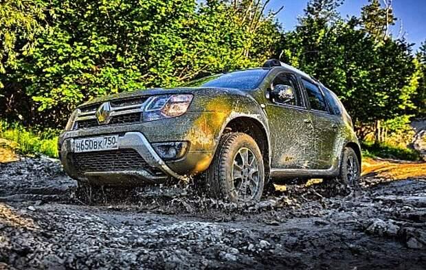 Тест обновленного Renault Duster: превосходная степень