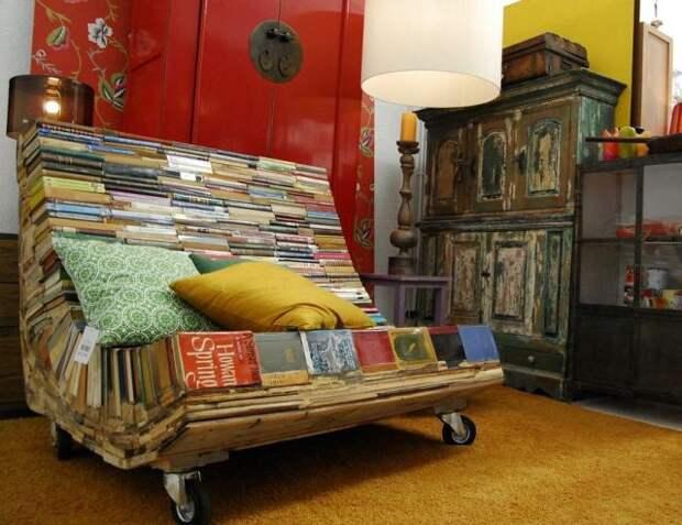 Мебель книжного маньяка