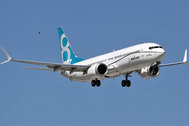 У Boeing опять возникли проблемы с авиалайнером 737 MAX