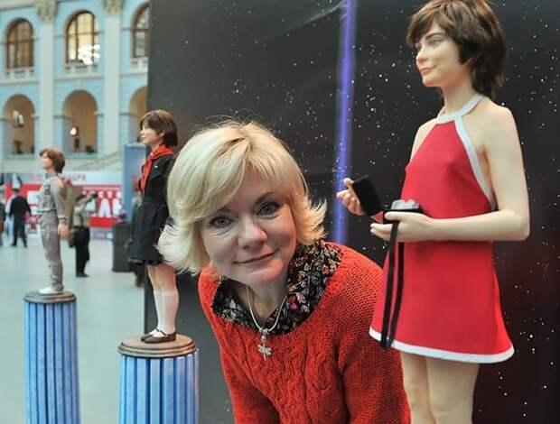 Наталья Мурашкевич в 45 так же обаятельна, как в юности | Фото: kinoistoria.ru