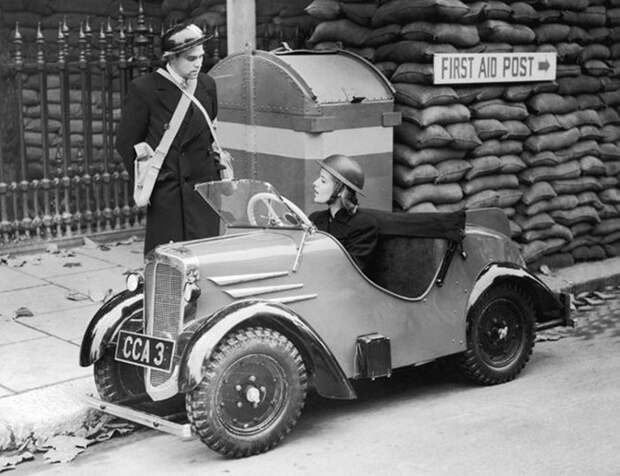 11 малолитражных автомобилей начала 20-го века