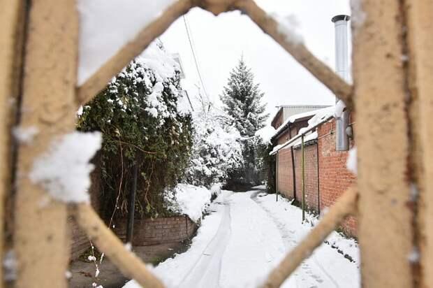 В Краснодаре снова похолодает
