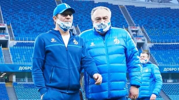 «В это тяжело поверить». Воронин шокирован смертью главного врача «Динамо» Ярдошвили
