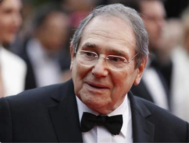 90-летний Робер Оссейн на Каннском фестивале в 2018 году