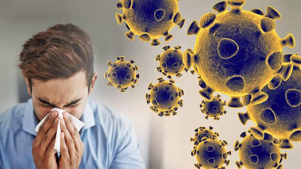 Профессор Басков назвал новые симптомы коронавируса