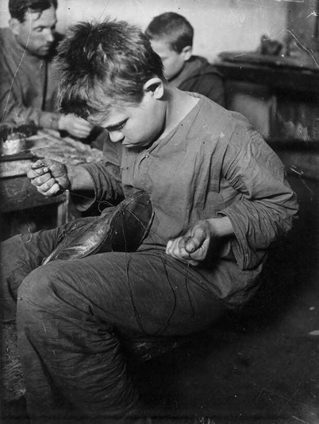 waif16 Советские беспризорники 1920 х годов