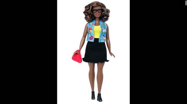 Новые формы Барби
