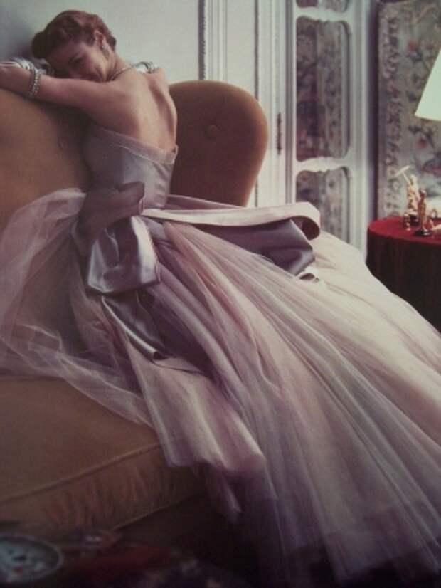 Классик фэшн-фотографии Норман Паркинсон