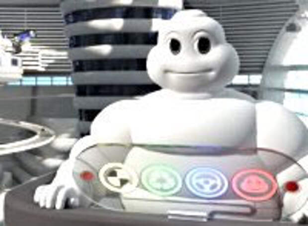 Michelin: возрождение шинного человечка Бибендума