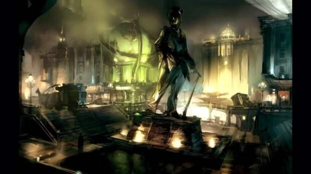 Bioshock Infinite: ранние концепты, геймдизайн, закрытие Irrational Games