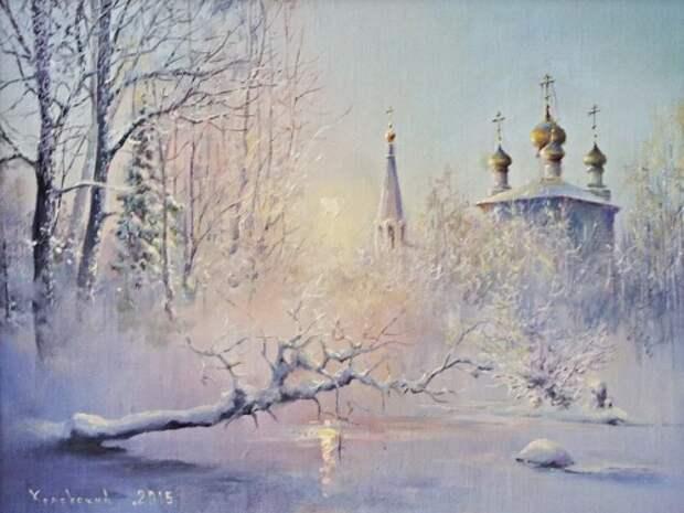 художник Владимир Краевский картины – 46