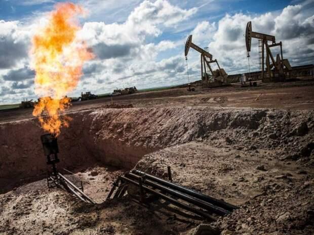 Американская нефтянка демонстрирует рекордные сокращения буровых скважин