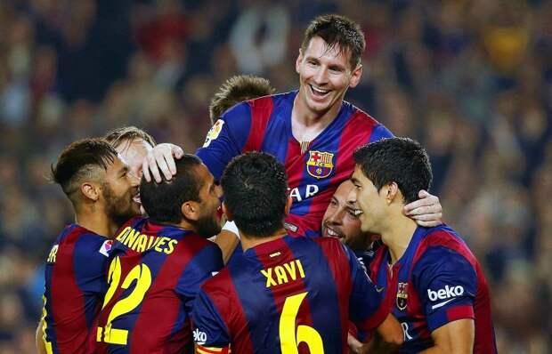 «Рома» – «Барселона». Месси станет самым молодым игроком, проведшим 100 матчей в ЛЧ
