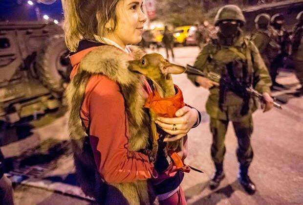 Севастополь, март 2014