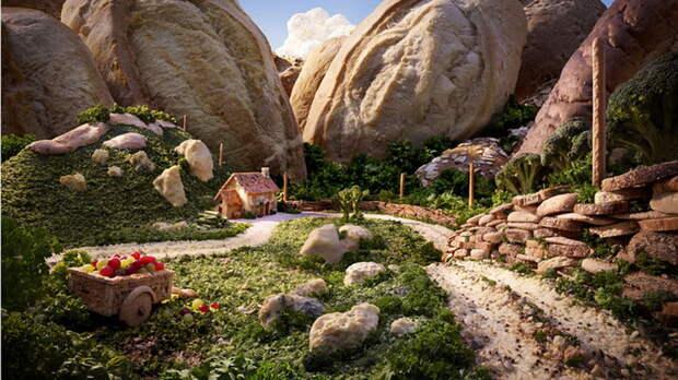 Загородний домик
