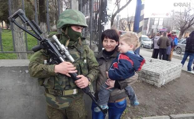 Русская весна в Крыму