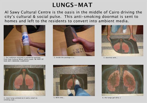 Al Sawy Cultural Centre: не превращайте легкие в коврик
