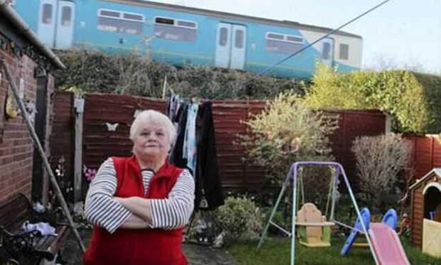 Железная дорога Великобритании начинает приносить урожай