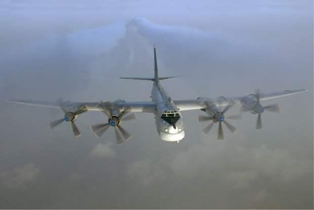 """Забавная история, как Ту -95 на авианосец """"садился"""""""