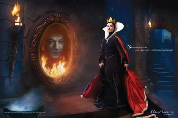 Голливудские знаменитости в роли сказочных персонажей