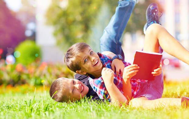 Законы физики и дети. Иллюстрированный справочник от Pics.ru