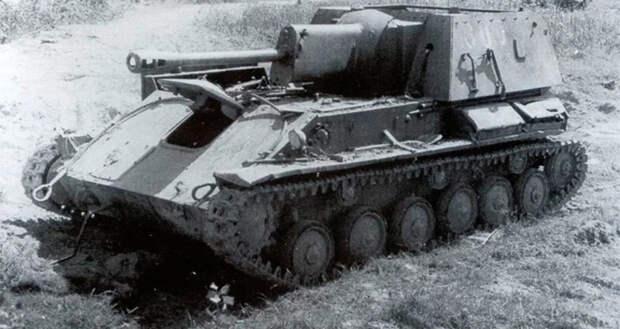 «И тут внезапно начинается танковая атака немцев!» - ветеран рассказывает о своём боевом пути на СУ-76
