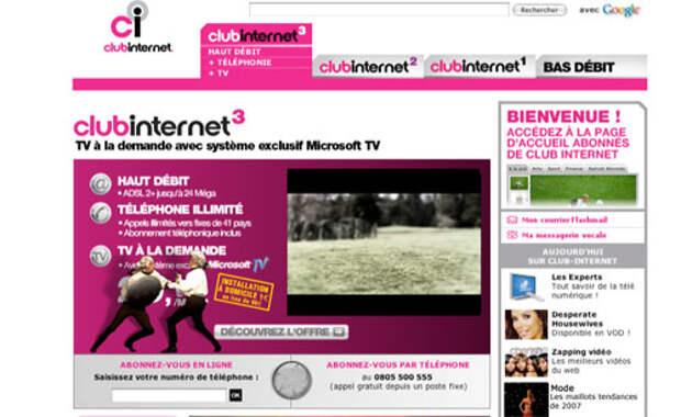 ClubInternet - дуэль без правил