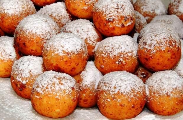 Пончики с творогом: вкус, который невозможно забыть