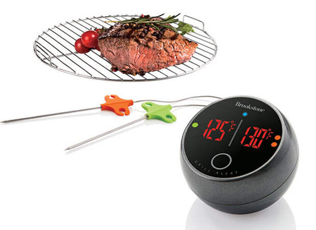 Идеальный помощник для жарки мяса, птицы и рыбы