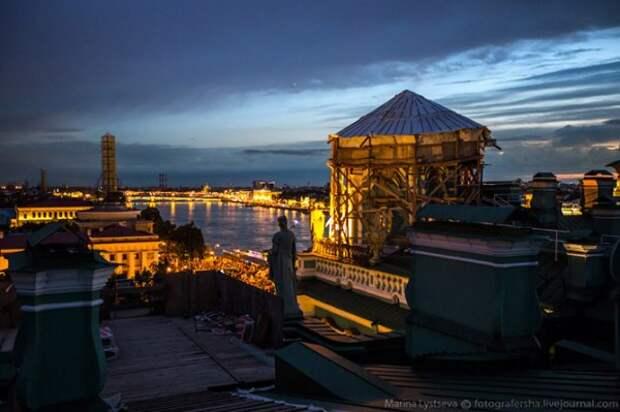Алые Паруса в Санкт-Петербурге 2014