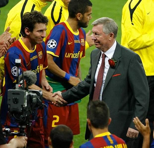 073 Алекс Фергюсон: Самый титулованный тренер Манчестер Юнайтед