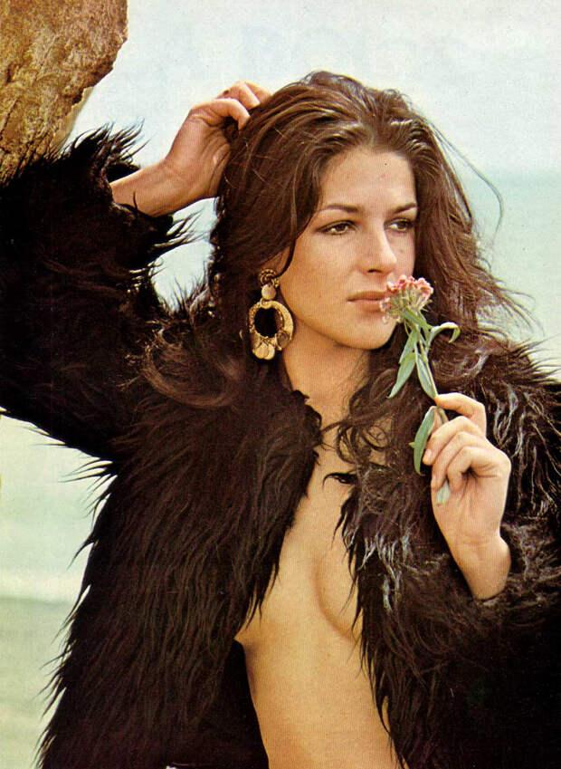 Фотографии актрисы из «Невероятных приключений итальянцев в России», сделанные до ее встречи с Мироновым