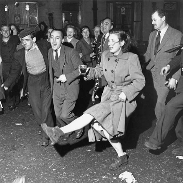 Послевоенная Великобритания в фотографиях