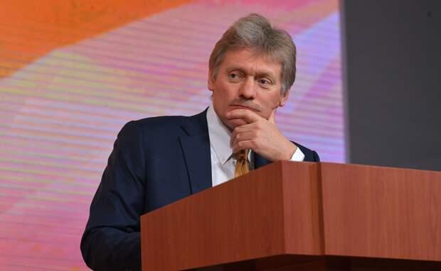 Дмитрий Песков: в Кремле не обсуждается возможность возвращения смертной казни