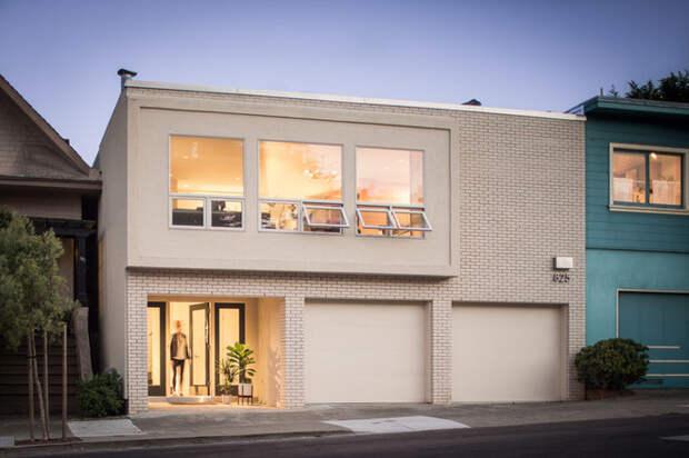 Ретро Фасад by Regan Baker Design