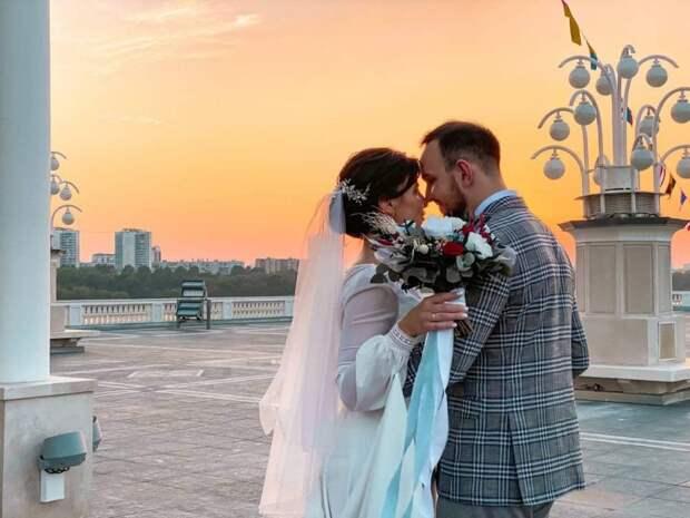 На Северном речном вокзале прошли первые регистрации брака