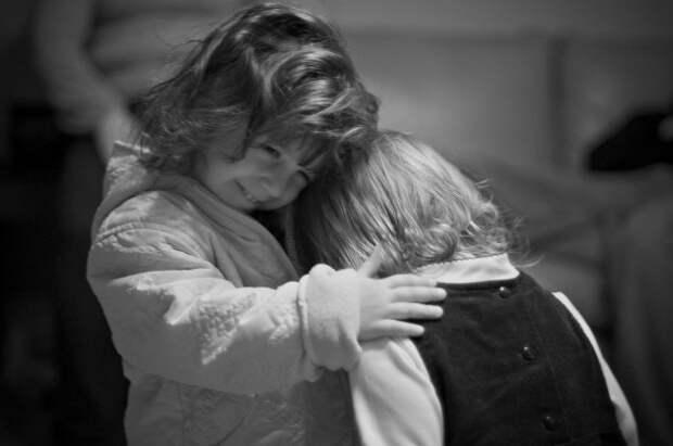 Дружба в детстве