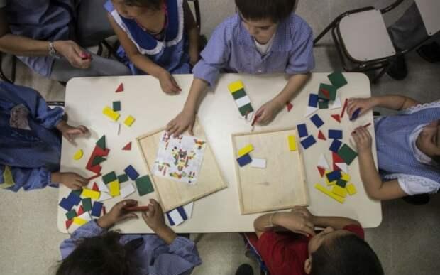 Как выглядят детские сады в разных странах мира