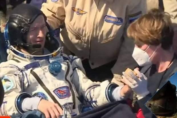 Экипаж МКС успешно приземлился на корабле «Союз МС-17»