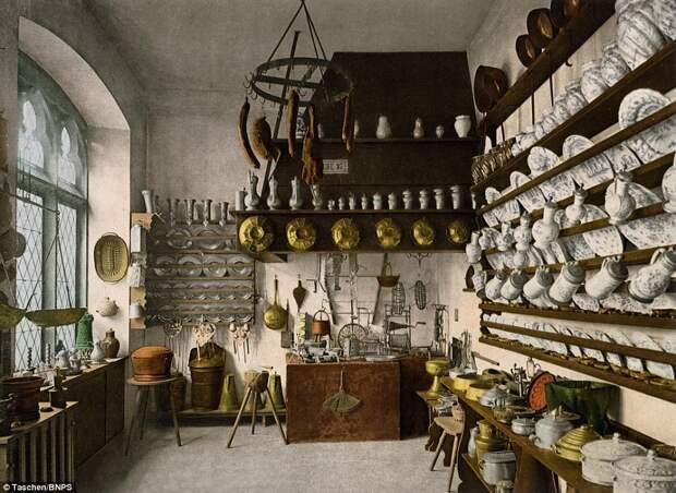 Традиционная немецкая кухня