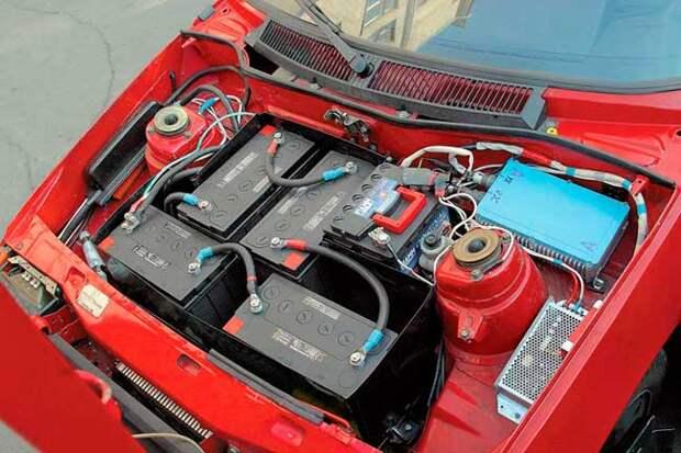 Электромобиль своими руками, общие принципы электромобиле строения