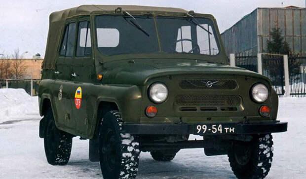 5 советских внедорожников, ставших символами эпохи