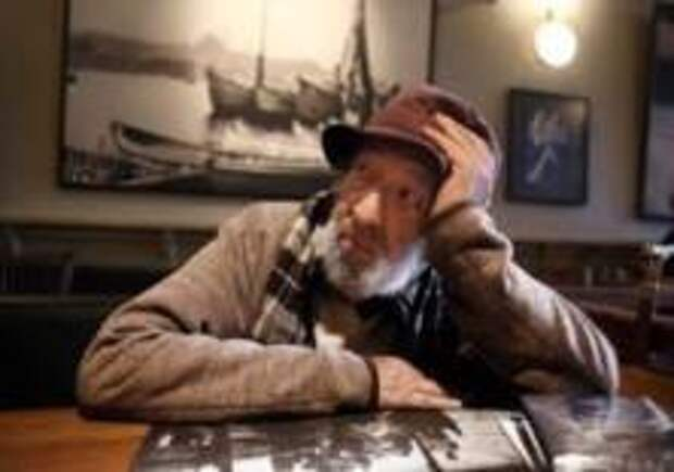 Умер легендарный фотограф
