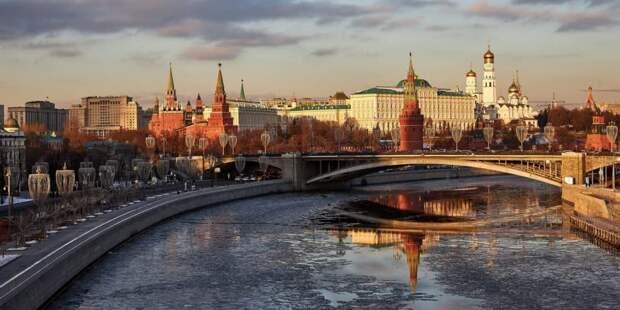 Собянин: В программе «Единой России» нет нереальных планов и неисполнимых обещаний Фото: М. Денисов mos.ru