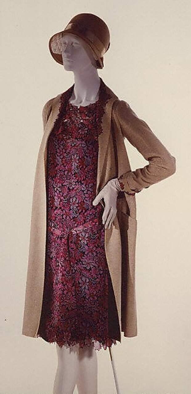 CHANEL, 1927 г. Из коллекции музея Metropolitan