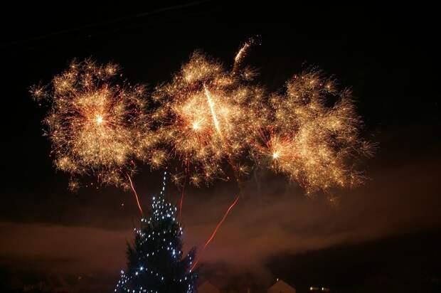 Рождество в Ижевске отметят этнодискотекой и фейерверком